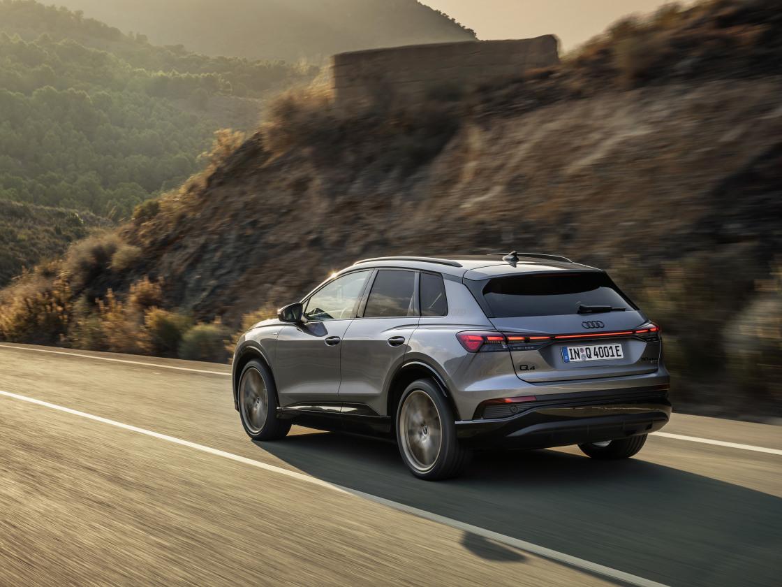 Audi start verkoop elektrische Q4 e-tron
