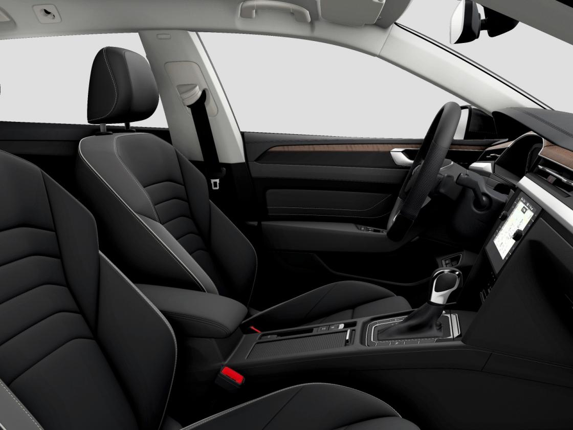 Arteon Shooting Brake eHybrid nu ook als Elegance Business+
