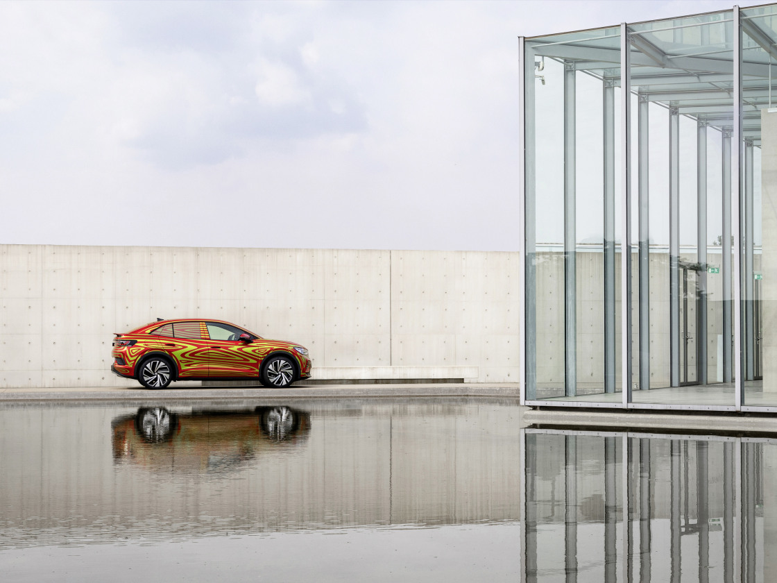 Volkswagen onthult ID.5 GTX