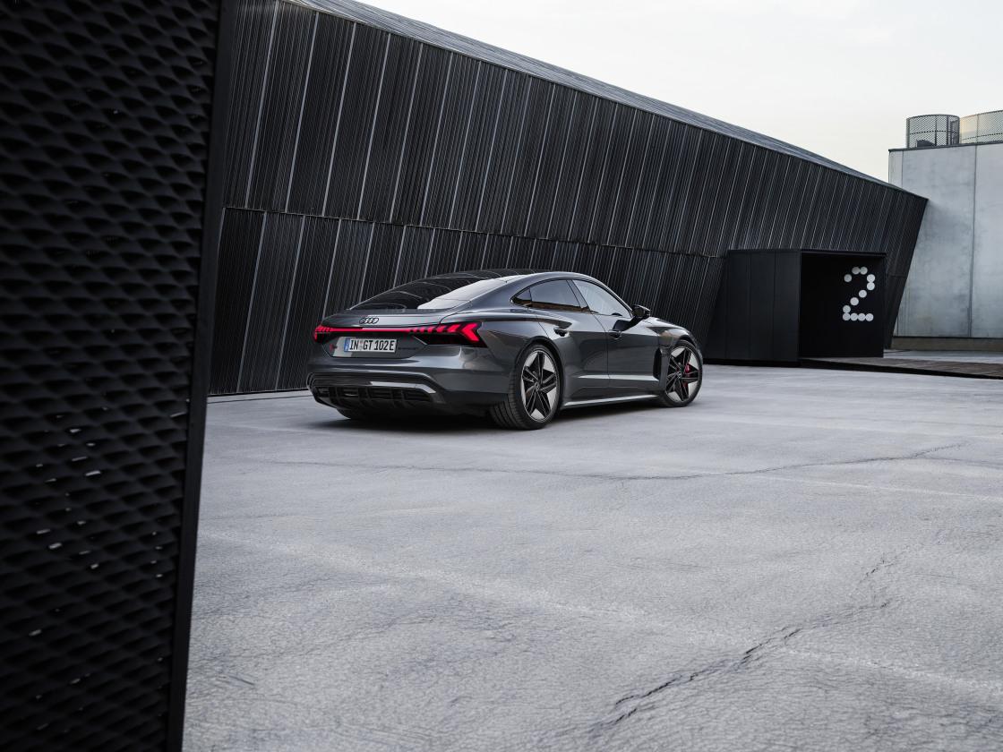 Audi e-tron GT & RS e-tron GT: de gran turismo opnieuw uitgevonden