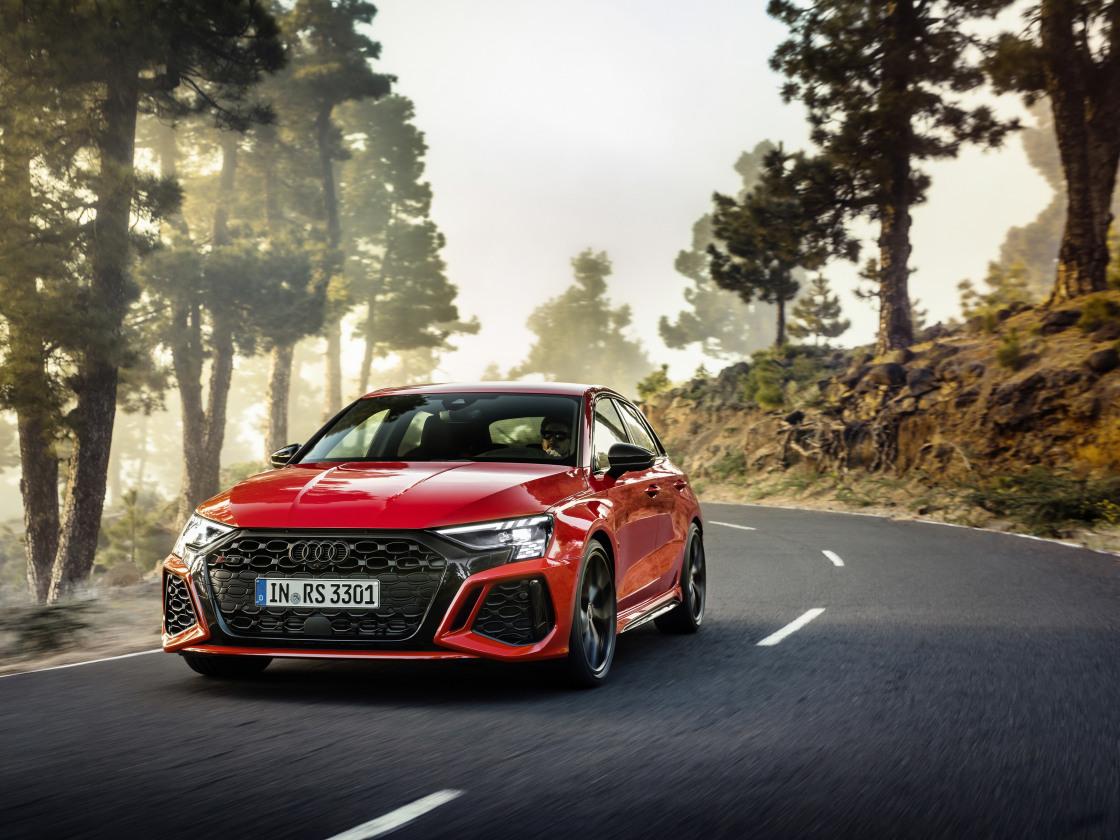 Elke dag in topvorm: nieuwe Audi RS 3 nu te bestellen
