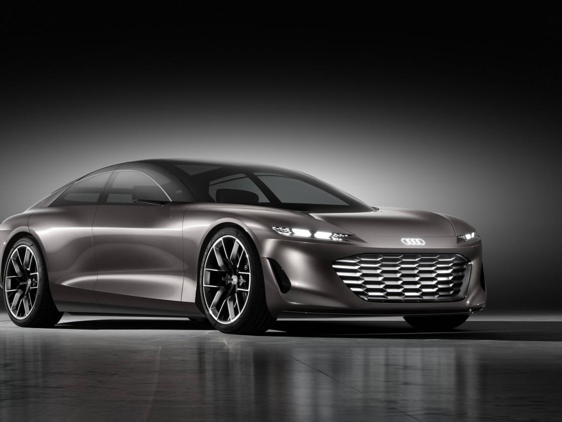 Audi grandsphere definieert first class limousine