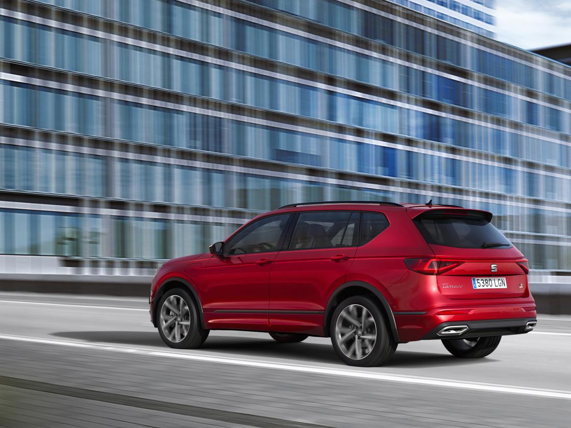 Ruimte voor elektrificatie in SEAT's grootste SUV: SEAT Tarraco PHEV