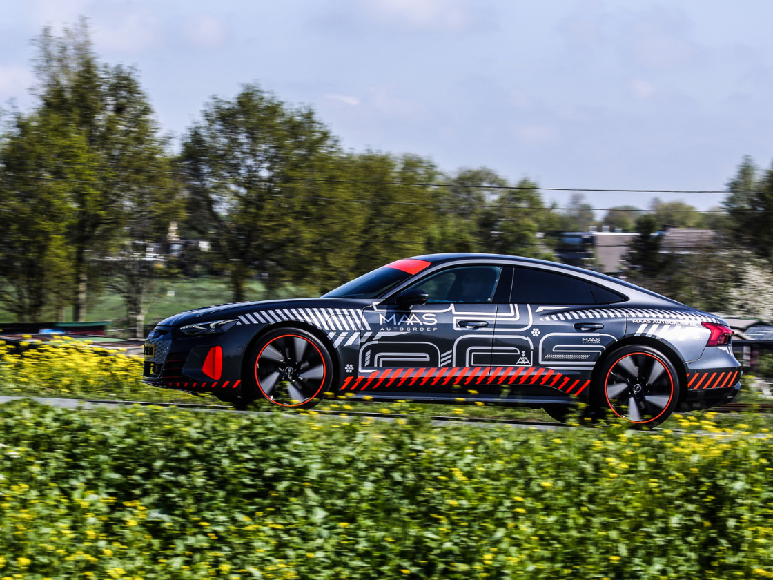 Audi Etron GT Goedsign foto Wim Haze-9374