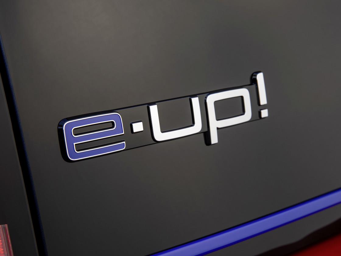Volkswagen e-up!: terug van even weggeweest