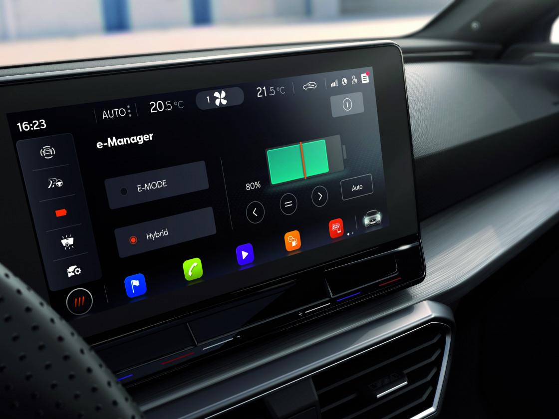 SEAT Leon nu ook als krachtige plug-in hybride