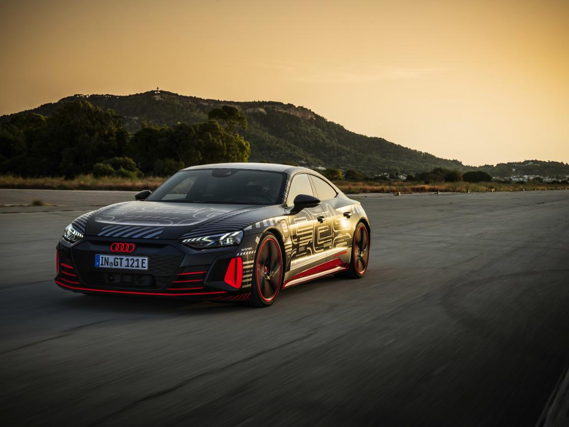 RS next level: Audi RS e-tron GT