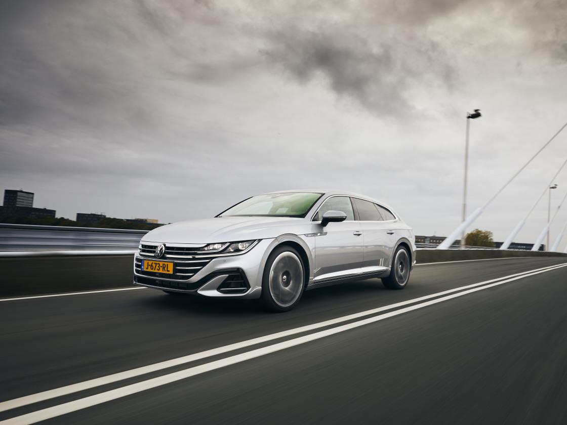 Nieuwe Arteon Shooting Brake debuteert in Nederland