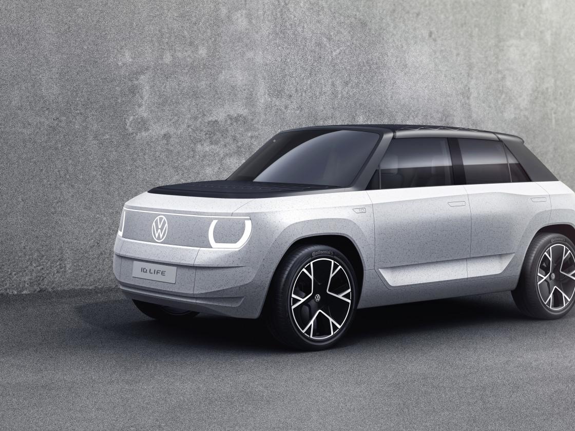 ID. LIFE: Volkswagen's visie op de elektrische compacte klasse