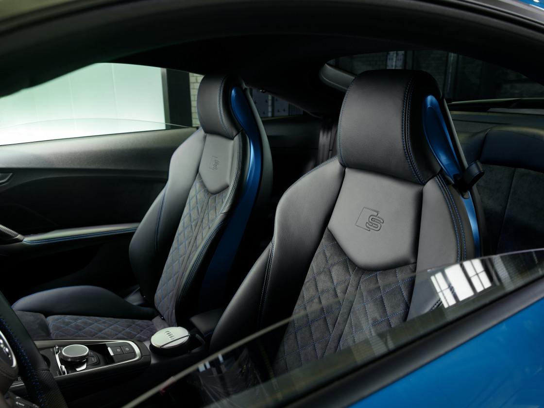 Audi vernieuwt TT-gamma en maakt sportiviteit bereikbaarder
