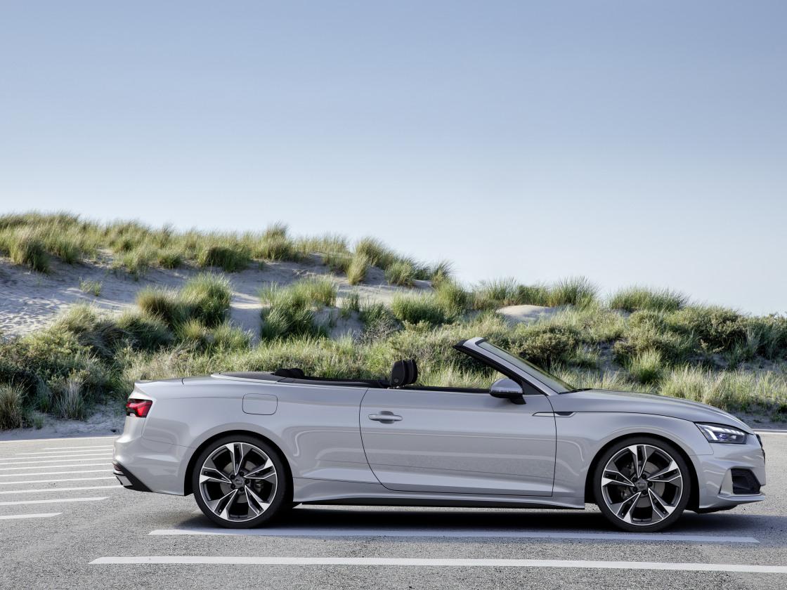 Audi A5 nu ook als 35 TFSI met mild hybrid-technologie