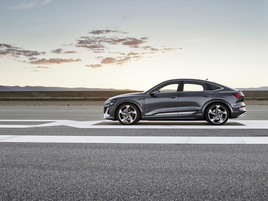 e-tron S & e-tron S Sportback: de elektrische kracht van 'S'