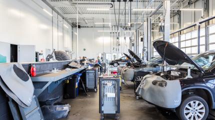 Volkswagen Werkplaats