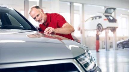 Audi Refresh Service
