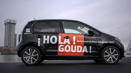 SEAT Mii electric Maas Autogroep
