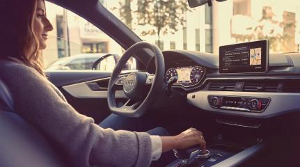 Audi Connect 1