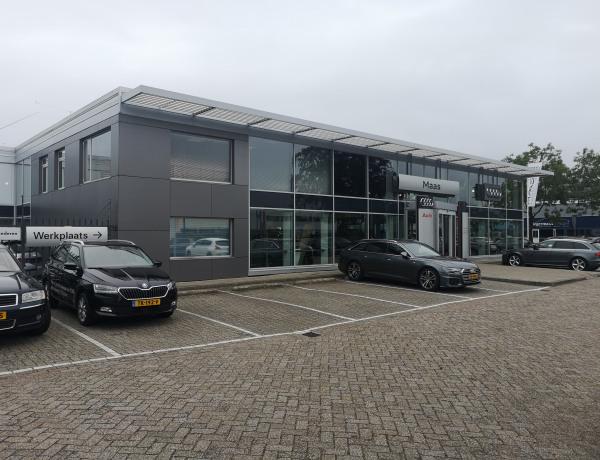 Maas Autogroep Uithoorn Audi