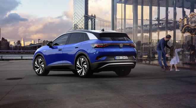 ID.4: de eerste elektrische SUV van Volkswagen