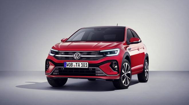 De nieuwe Taigo: de sportieve crossover van Volkswagen