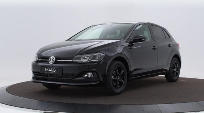 Volkswagen Polo Black Edition - zwart