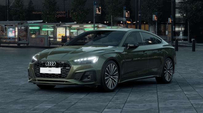 De magie van zwart: Audi A4 en A5 S edition competition