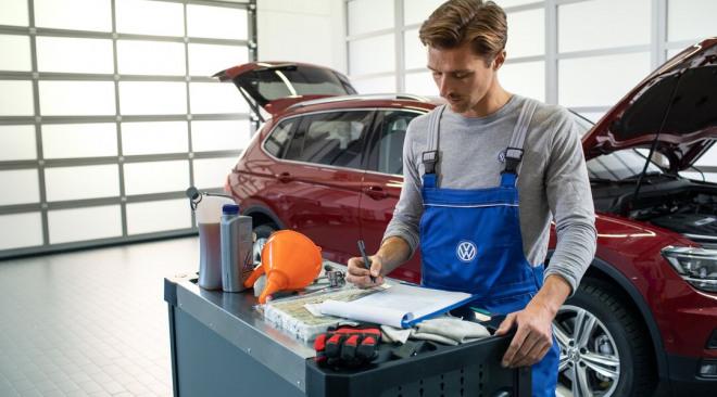 Volkswagen Inspection-Checklist