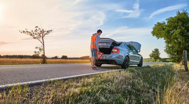 Skoda Accident Damage Management