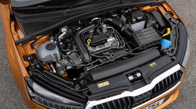 Nieuwe ŠKODA FABIA krijgt zuinige turbo-benzinemotoren