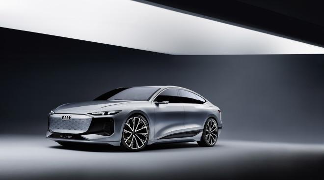 Audi A6 e-tron concept: volgende stap in Audi's e-volutie
