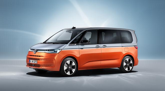 Nieuwe Multivan biedt maximale flexibiliteit voor werk en vrije tijd