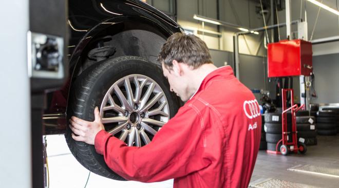 Audi Onderhoud