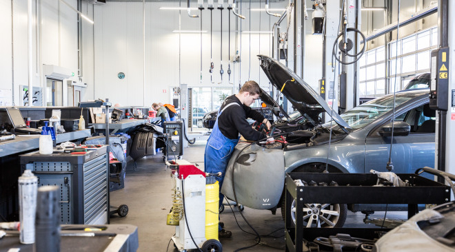 Maas Autogroep Onderhoud