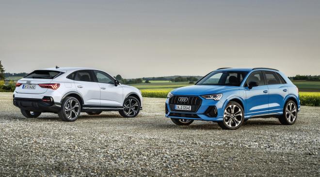 Audi Q3 ook als efficiënte plug-in hybride