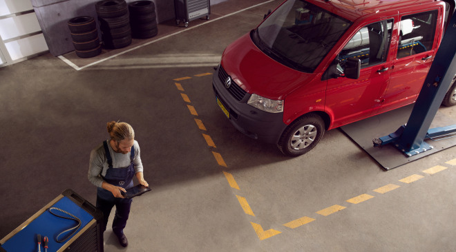 Bedrijfswagens Economy Service