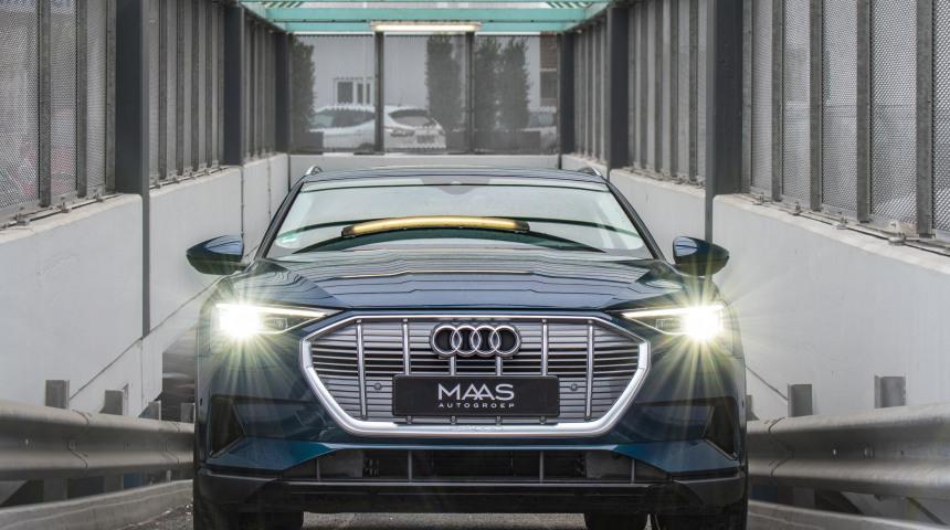 Audi e-tron Maas Autogroep