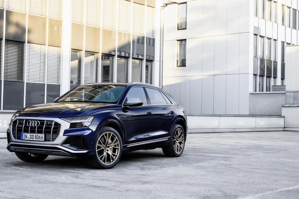 Audi SQ8 nu met 4.0 TFSI V8-motor