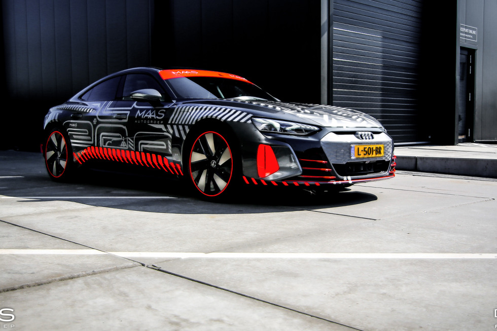 Audi Etron GT Goedsign foto Wim Haze-9354
