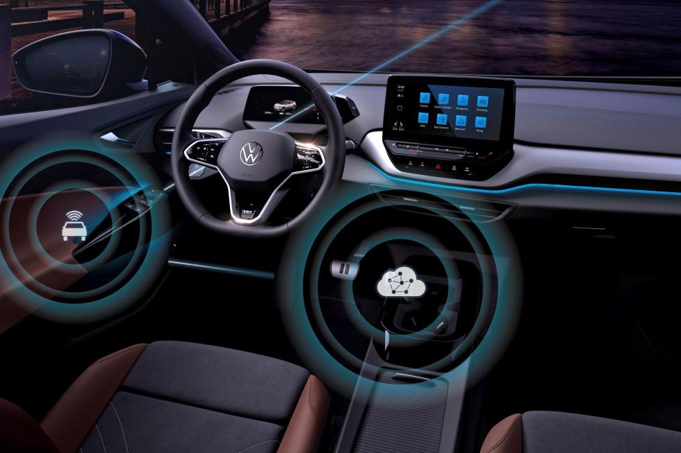Eerste Over-the-Air update voor Volkswagen ID.-modellen
