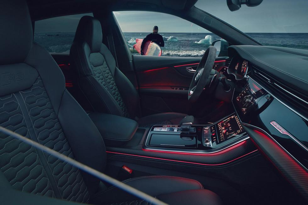 Audi interieur