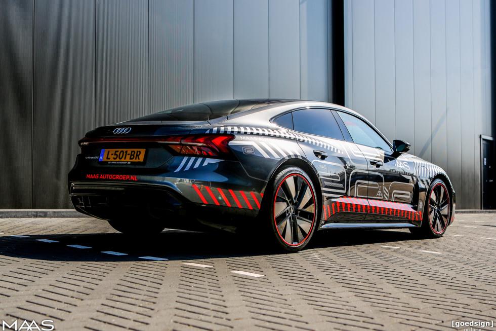 Audi Etron GT Goedsign foto Wim Haze-9322