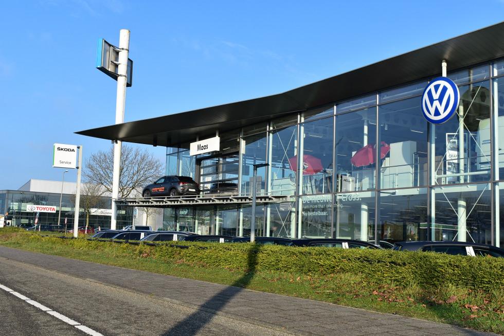 Maas Autogroep Alphen aan de Rijn