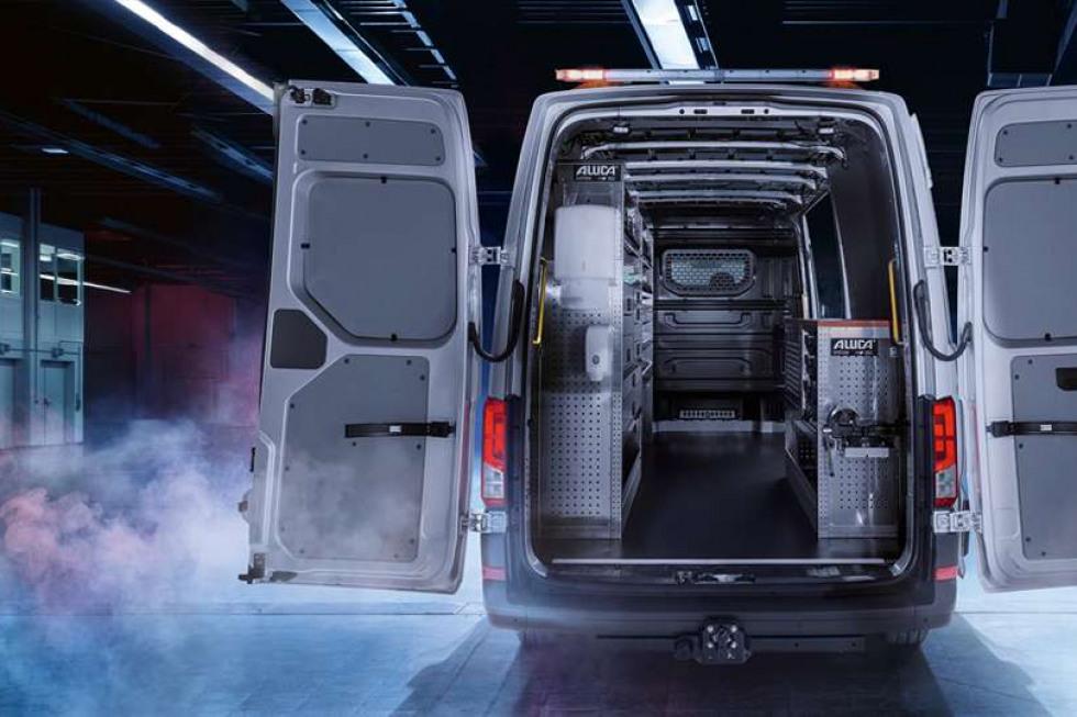 Volkswagen Bedrijfswagens Crafter