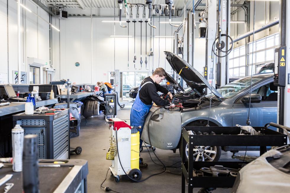 Volkswagen Onderhoud
