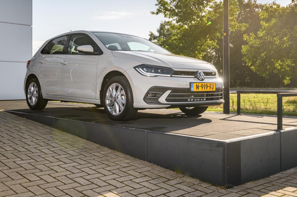 Nieuwe Volkswagen Polo: nu in onze showroom