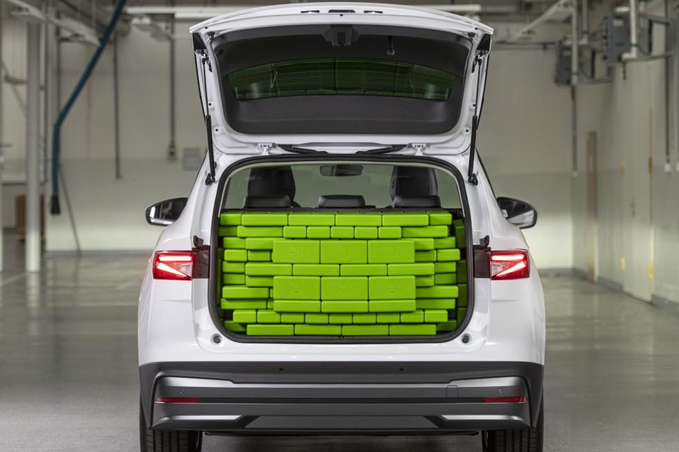 De inhoud van een kofferbak opmeten is net Tetris