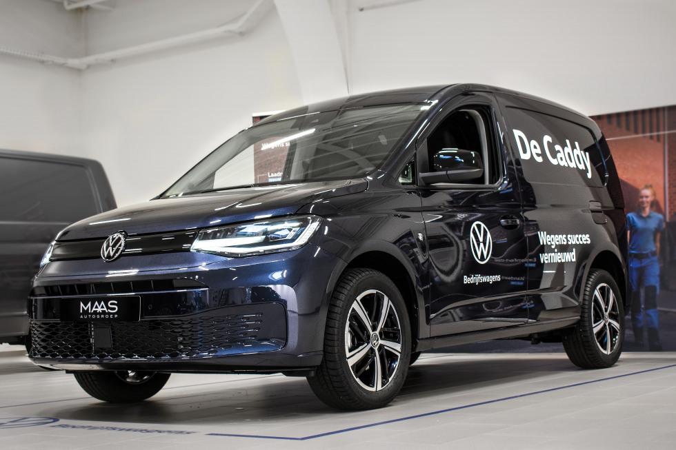 Maas Autogroep Nieuwe Caddy Cargo